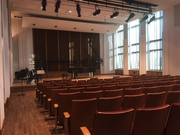 LaBar Recital Hall