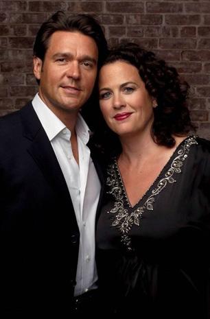 Nathan Gunn And Julie Gunn