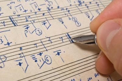Composing400